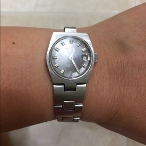 Authentic vintage automatic Tissot Woman's watch